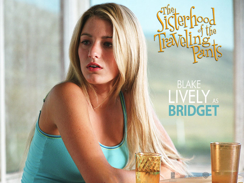 blake lively sisterhood of the traveling pants 1. The Sisterhood of the Traveling Pants Giveaway